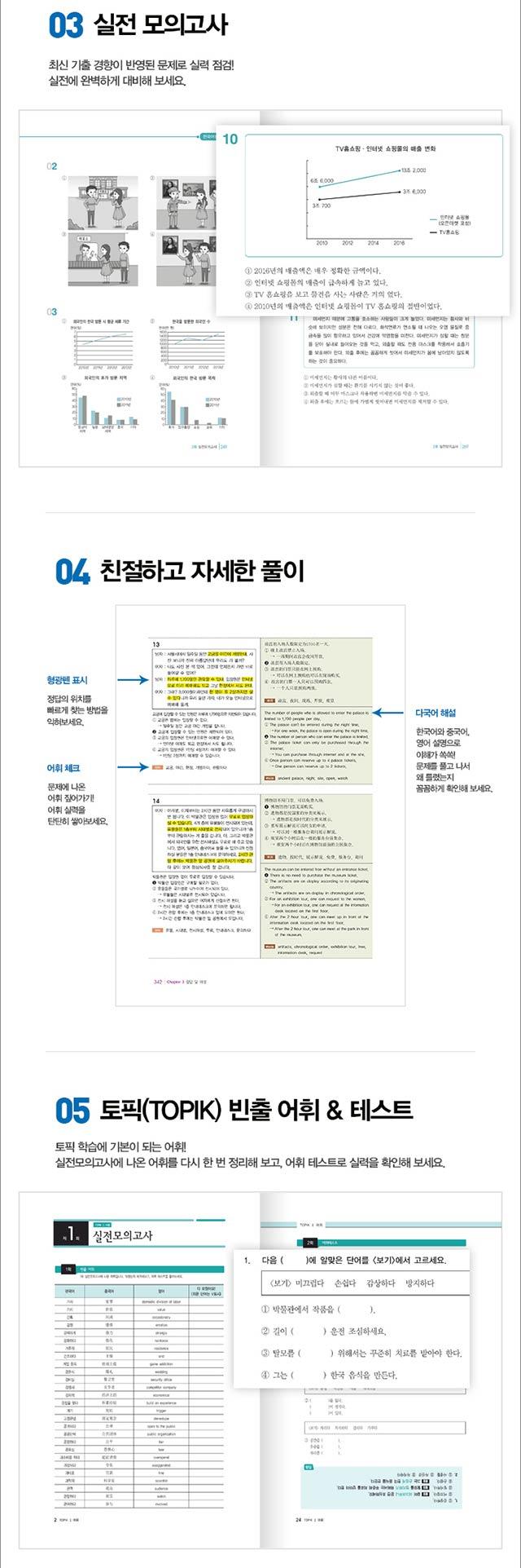 Esame-coreano-2018-TOPIK-Vendita-Libri-Lingua-Coreana-Dosoguan-Acquisto-Online-