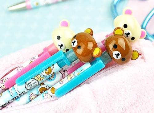 Rilakkuma-mechanical-pencil-korean-items-from-Italy-korean-fancy-goods