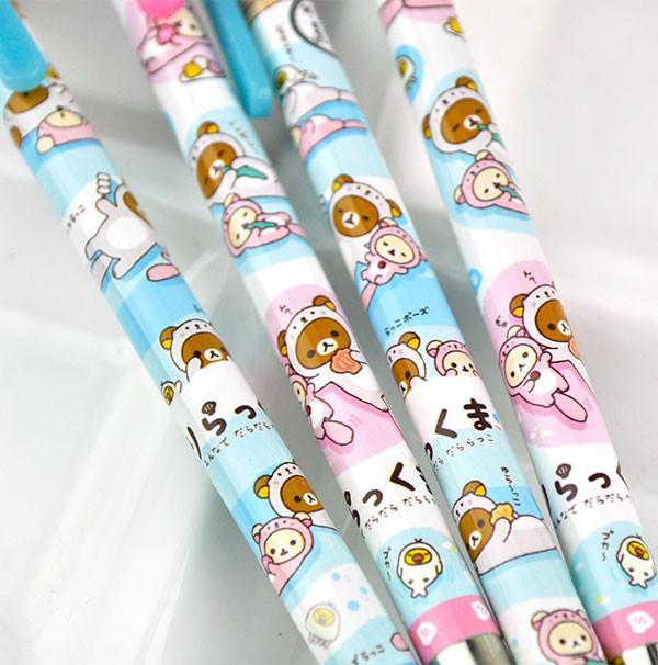 Rilakkuma-sharp-kawaii-Mechanical-Pencil
