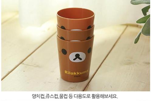 oggetti-carini-coreani-accessori-cucina-Rilakkuma-Dosoguan-Cup-set