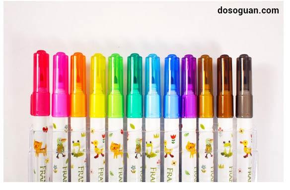oggettistica-coreana-pennarelli-kawaii-oggetti-per-scuola-cute-cartoleria-corea-del-sud-oggettistica-coreana-vendita-online-Dosoguan
