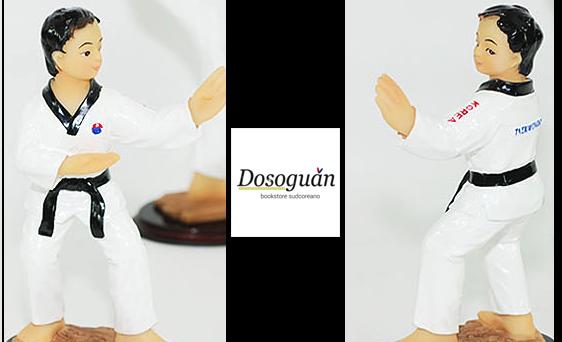 statuine-taekwondo-action-figures-regalo-per-appassionati-di-arti-marziali-miste